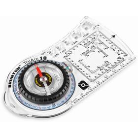 Brunton TruArc 10 Compass Glow black/transparent